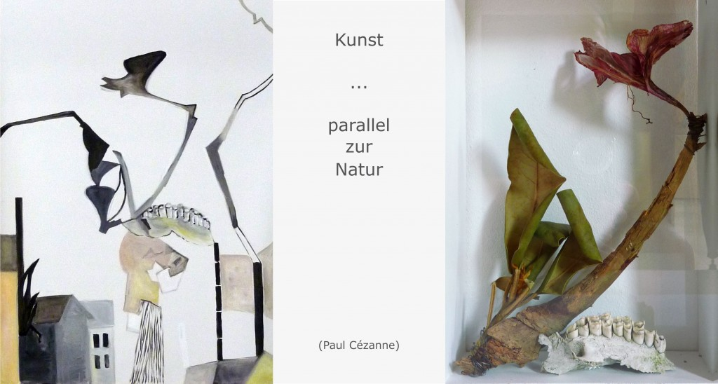 Kunst ... parallel zur Natur