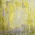 Heike Kehres-Woost Komposition gelb 1