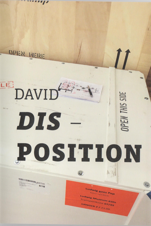 Ausstellung: DIS-POSITION – Sie sind herzlich eingeladen