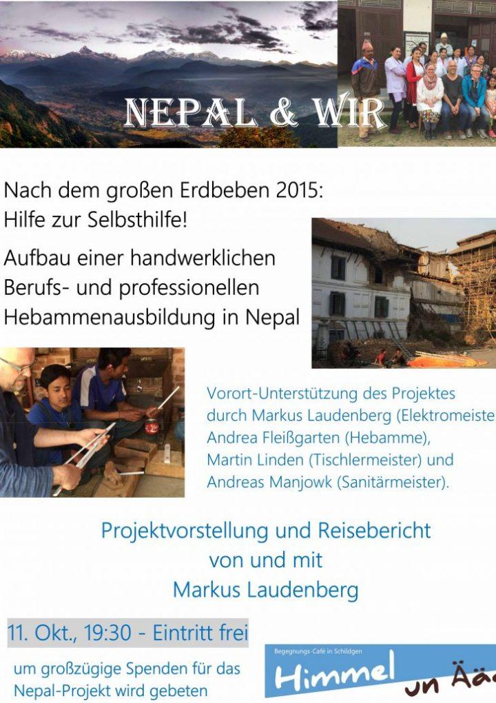 Nepal & wir