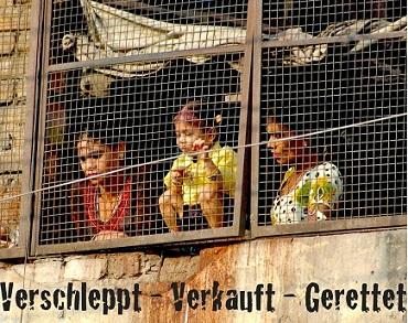 Sklaverei heute – Menschenhandel und Zwangsprostitution in Indien und Nepal