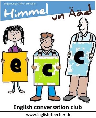 English Conversation Club im H&Ä – Start des Neujahrs-Kurses